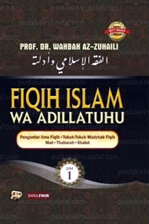 Buku Fiqih Islam Wa Adillatuhu Cover