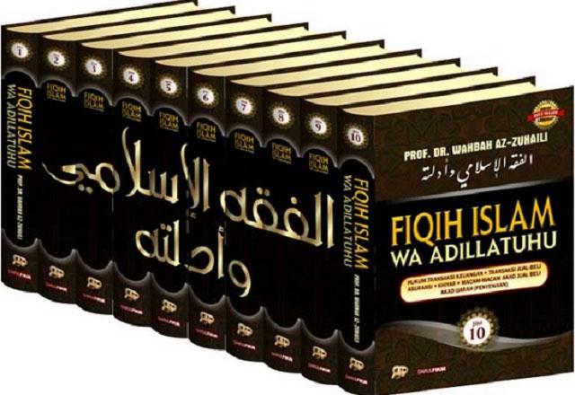 Buku Fiqih Islam Wa Adillatuhu Set