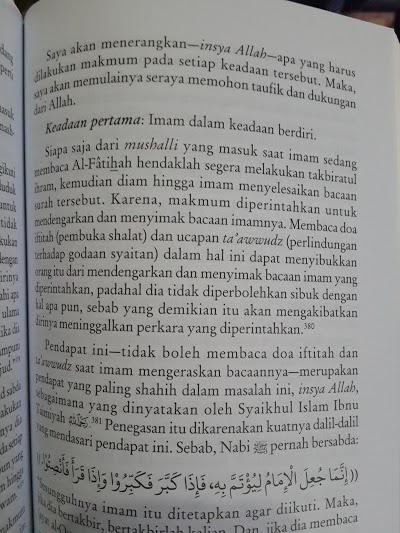 Buku Fiqih Seputar Masjid Isi