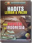 Buku Hadits Lemah Dan Palsu Yang Populer Di Indonesia