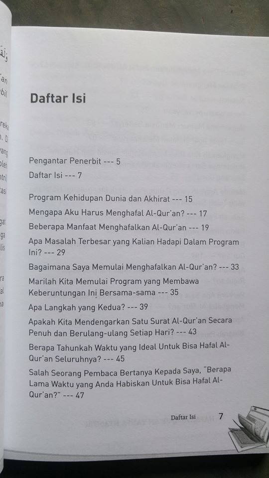 Buku Hafal Al-Qur'an Tanpa Nyantri isi 2