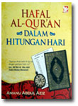 Buku Hafal Al-Qur'an Dalam Hitungan Hari