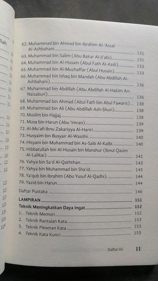 Buku Hafalan Buyar Tanda Tak Pintar isi 2