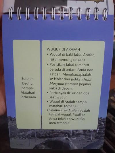 Buku Panduan Haji Dan Umrah Indah Mudah Spiral Cover Isi 1