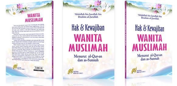 Buku Hak Dan Kewajiban Wanita Muslimah Cover