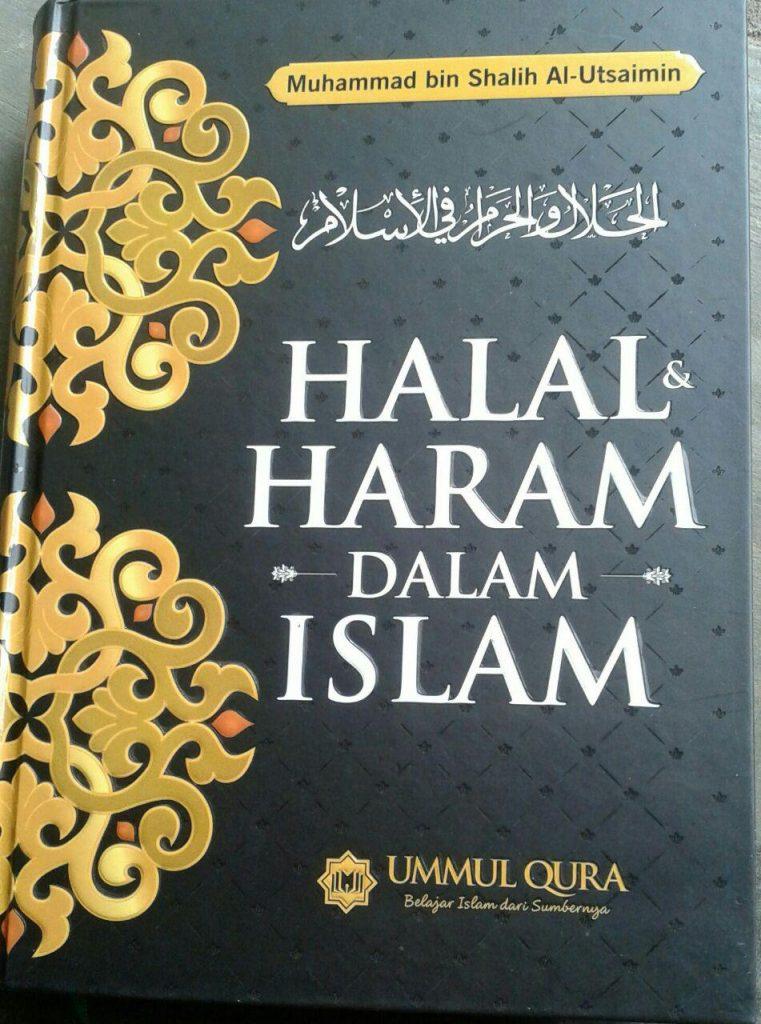 Buku Halal & Haram Dalam Islam cover 2