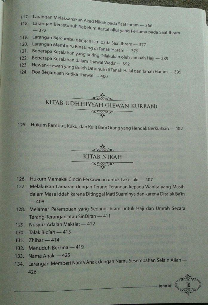 Buku Halal & Haram Dalam Islam isi 4