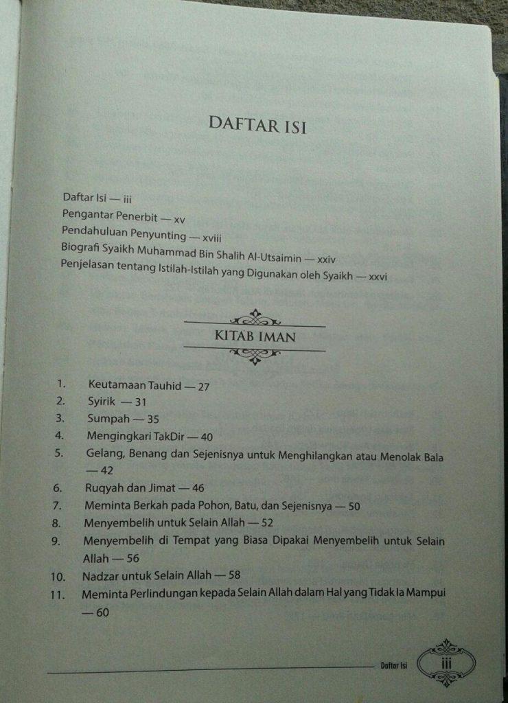 Buku Halal & Haram Dalam Islam isi