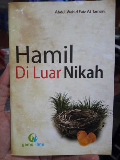Buku Hamil di Luar Nikah Cover