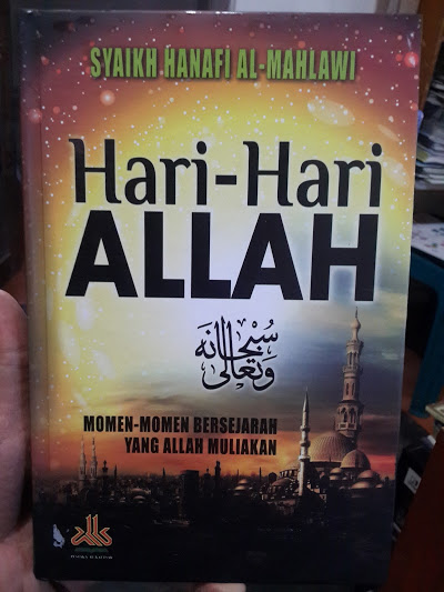 Buku Hari Hari Allah Momen Bersejarah Yang Allah Muliakan Cover