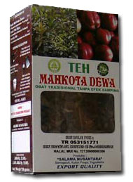 Herbal Teh Mahkota Dewa