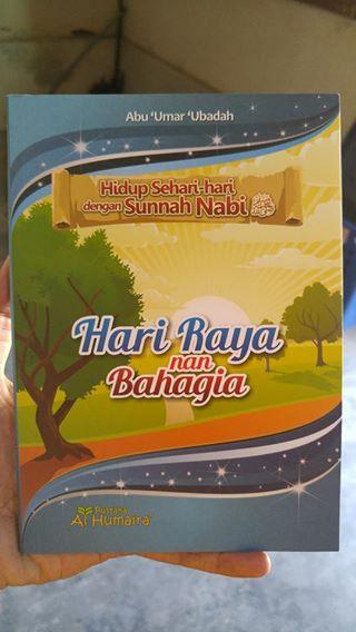 Buku Anak Hidup Sehari-hari Dengan Sunnah Nabi (Hari Raya) cover