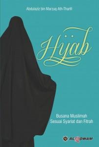 Buku Hijab Busana Muslimah Sesuai Syariat Dan Fitrah Cover