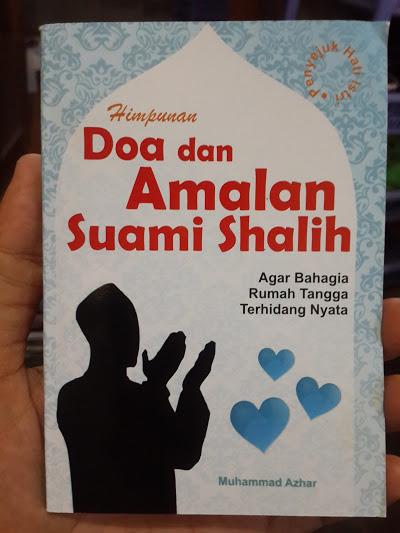 Buku Saku Himpunan Doa Dan Amalan Suami Shalih Cover