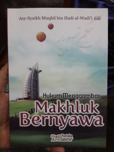 Buku Hukum Menggambar Makhluk Bernyawa Cover
