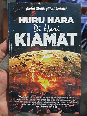 Buku Huru Hara Di Hari Kiamat cover