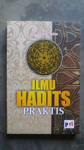Buku Ilmu Hadits Praktis cover