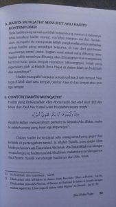 Buku Ilmu Hadits Praktis isi 2