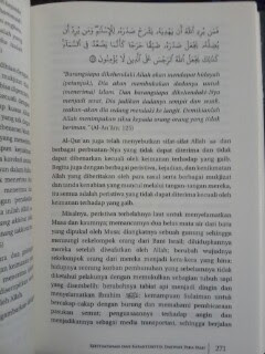 Buku Iman Kepada Rasul Isi