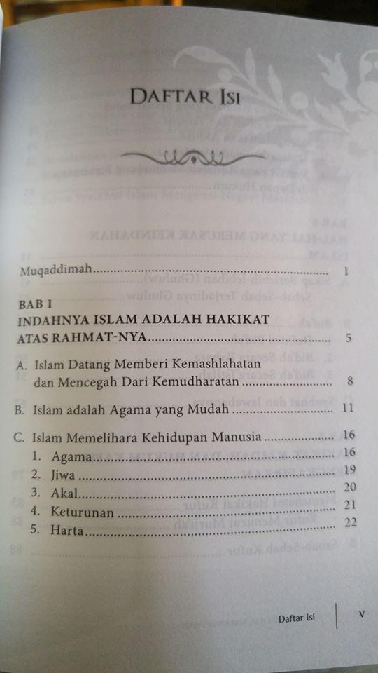 Buku Indahnya Islam Manisnya Iman isi 2