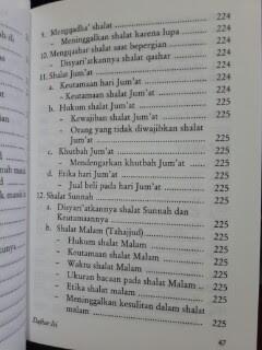 Buku Indeks Praktis Al-Quran Berdasarkan Tema Daftar Isi