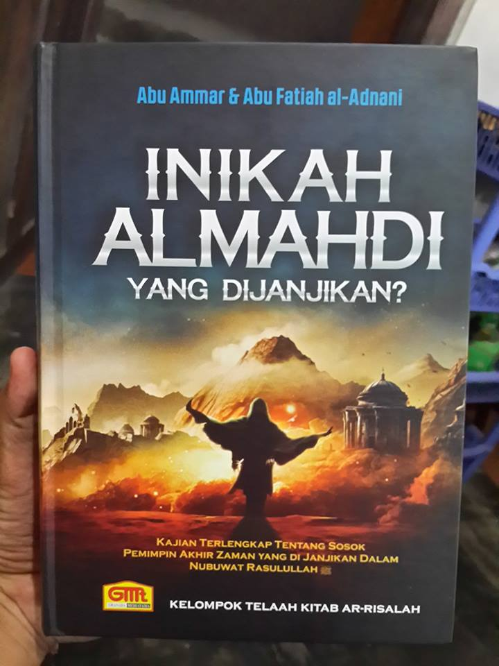 Buku Inikah Al-Mahdi Yang Dijanjikan Cover