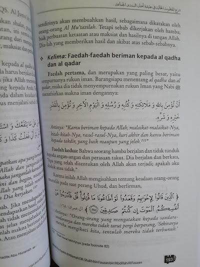 Buku Inilah Ajaran Ahlus Sunnah Wal Jama'ah Isi