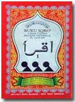 Buku Iqro Cara Cepat Belajar Membaca Qur'an 1 Set 6 Jilid Ukuran Besar