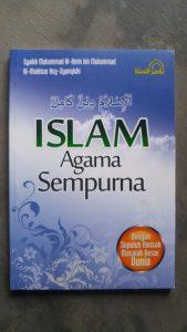 Buku Islam Agama Sempurna cover