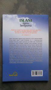 Buku Islam Agama Sempurna cover 2