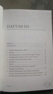 Buku Islam Agama Sempurna isi