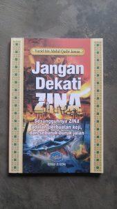 Buku Jangan Dekati Zina cover