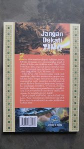Buku Jangan Dekati Zina cover 2