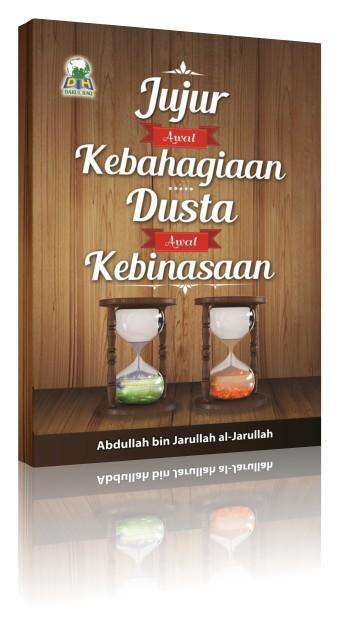 Buku Saku Jujur Awal Kebahagian Dusta Awal Kebinasaan Cover
