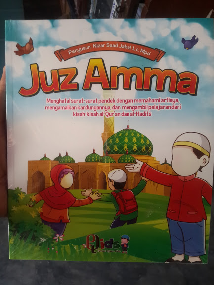 Buku Anak Juz Amma Cover