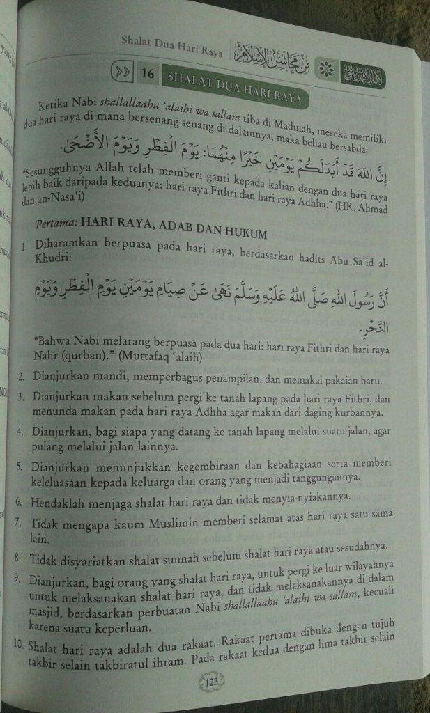 Buku Juz Amma Tafsir Singkat & Terjemah Serta 31 Bab Penting isi 3