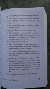 Buku Kado Pernikahan Psikologi Suami Istri isi