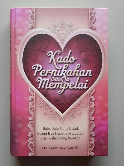 Buku Kado Pernikahan Untuk Mempelai Cover