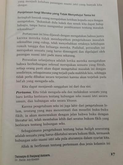 Buku Kado Pernikahan Untuk Mempelai Isi