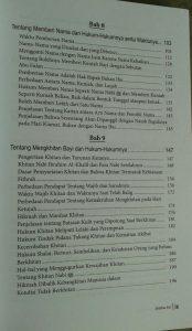 Buku Kado Sang Buah Hati isi 2