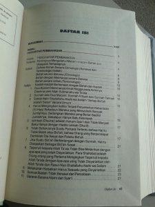 Buku Kamus Bid'ah Disarikan Dari Buku Buku Syaikh Al-Albani isi
