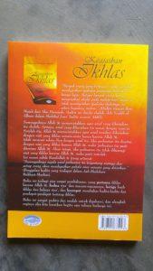 Buku Keajaiban Ikhlas cover 2
