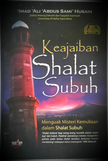 Buku Keajaiban Shalat Subuh Cover