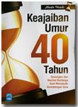 Buku Keajaiban Umur 40 Tahun