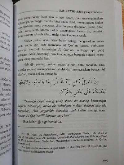 Buku Kedahsyatan Fadhilah Al-Qur'an Isi