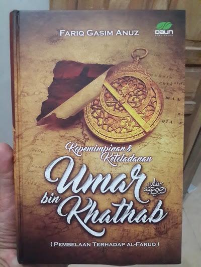 Buku Kepemimpinan Dan Keteladanan Umar bin Khathab Cover