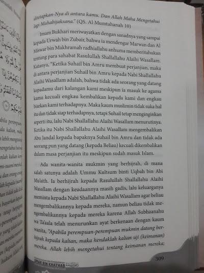 Buku Kepemimpinan Dan Keteladanan Umar bin Khathab Isi