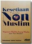 Buku Saku Kesetiaan Pada Non Muslim Sikap Pada Non Muslim