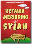 Buku Ketawa Merinding Ala Syiah