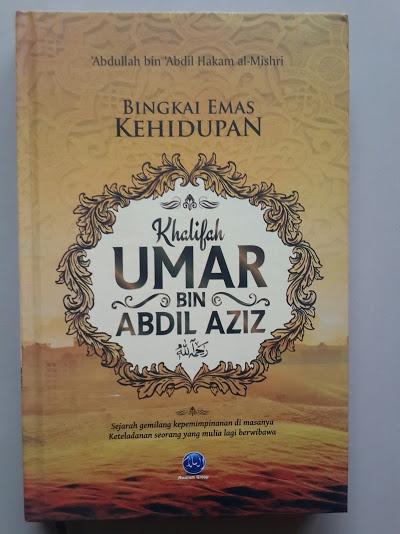 Khalifah Umar Bin Abdul Aziz Cover